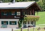 Location vacances Sankt Ulrich am Pillersee - Ferienwohnungen und Camping Maurerhäusl-4
