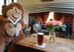 Hôtel Milford on Sea - The Monkey House-3