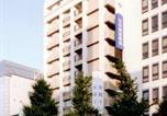 Hôtel Kumamoto - Toyoko Inn Kumamoto Kotsu Center Mae-1