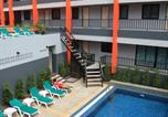 Hôtel Chalong - Little Hill Phuket Resort-4