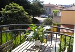 Location vacances Novigrad - One-Bedroom Apartment in Novigrad V-4
