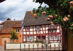 Location vacances Klingenberg am Main - Haus Nostalgie-2
