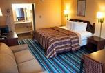 Hôtel Muskogee - Deluxe Inn Muskogee-1