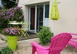 Location vacances Saint-Brieuc - Rez de jardin-3