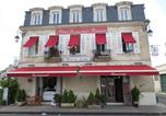 Hôtel Soussans - Hotel des Landes-3