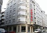 Hôtel Ponte Caldelas - Hotel Hhb Pontevedra Confort-4