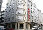 Hôtel Pontevedra - Hotel Hhb Pontevedra Confort-4