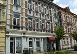 Hôtel Chomutov - Hotel Clochard-2