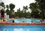 Camping  Acceptant les animaux Le Barcarès - Homair - La Palmeraie-4