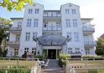 Location vacances Zinnowitz - Aparthotel Seeschlösschen-1