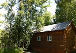 Location vacances Girdwood - Alaska Creekside Cabins - Wasilla Creek-4