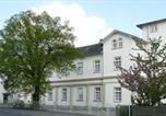 Hôtel Nordhalben - Hotel Garni - Haus Gemmer-2