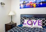Location vacances Chicago - Millennium Park Two-Bedroom Apartment 410-1