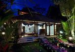 Location vacances Tampaksiring - The Mahogany Villa-4