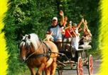 Location vacances Saint-Fargeau - Chalet C2-3