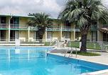 Hôtel Summerton - Sunset Inn Manning-1