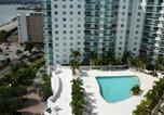 Location vacances North Miami - East Drive Two-Bedroom Apartment 338-1