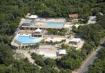 Camping avec Piscine Gard - F4n Domaine de La Sablière-2