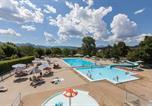 Camping avec Parc aquatique / toboggans Recoubeau-Jansac - Camping Pré Rolland-1