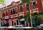 Hôtel Lima - Hostal Vladis Ii-1