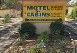 Hôtel Coonabarabran - Wagon Wheel Motel & Units-1