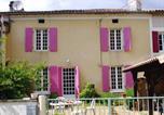 Hôtel Ribérac - Le Petit Hameau-2