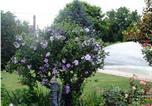 Location vacances Cravant-les-Côteaux - Le Clos de la Chapelle - Gîte Les Magnolias-3