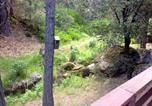 Location vacances Fish Camp - Yosemite Creekside Birdhouse-2