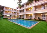 Villages vacances Vagator - The Belmonte by Ace Goa-1