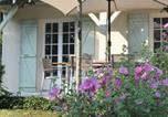 Hôtel La Breille-les-Pins - Bed & Breakfast Les Orchidées à Saumur