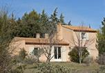 Location vacances Cabrières-d'Aigues - Holiday Home Les Thyms-1