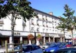 Hôtel Crandelles - Qualys-Hotel Grand Hôtel Saint-Pierre-1