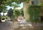 Location vacances Correns - Villa in Ponteves-2