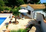 Location vacances Llíber - Villa in Alicante Calpe Xi-4