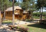Camping Vilanova i la Geltrú - Chalets de Prades-1