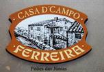 Location vacances Porqueira - Casa D'Campo Ferreira-3
