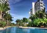 Location vacances Sanya - Sanya Qinyuan Sea View Apartment-3