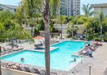 Location vacances Marina del Rey - Resort Style Living in Marina Del Rey & Venice Studio-4
