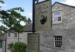 Hôtel Middleham - Black Swan Inn-1