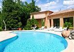 Location vacances Saint-Cézaire-sur-Siagne - Villa Chemin du Petit Puits-1