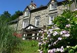 Hôtel Pentrefoelas - Glyntwrog House-1