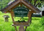Location vacances Sankt Gilgen - Ferienwohnung Dichtlbauer-2
