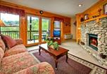Location vacances Pigeon Forge - The Nutty Nook - 287 Cabin-4