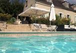 Hôtel Druyes-les-Belles-Fontaines - Demeure de Forterre-4