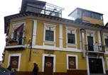 Hôtel Équateur - Hostal La Casa Toleña-3