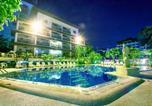 Hôtel Na Kluea - Boss Suites Pattaya-1