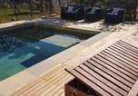 Location vacances Jacou - Maison moderne 200 m2 Piscine environnement calme-3