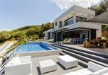 Location vacances Sartène - Squarebreak - Villa d'architecte avec vue mer-2