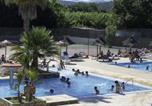 Villages vacances Bord de mer de Sanary-sur-mer - Camping L'Argentière-1