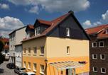 Location vacances Ilmenau - Hotel Garni Am Kirchplatz-2